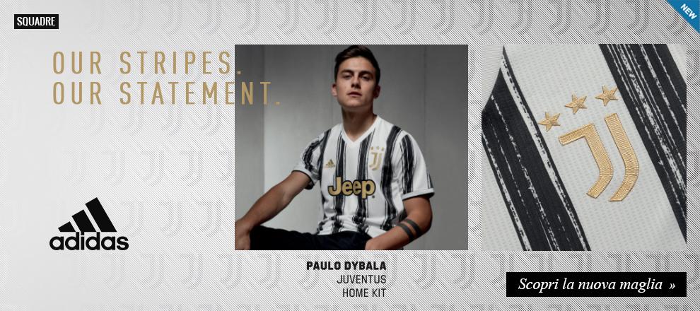 Nuova maglia Juve