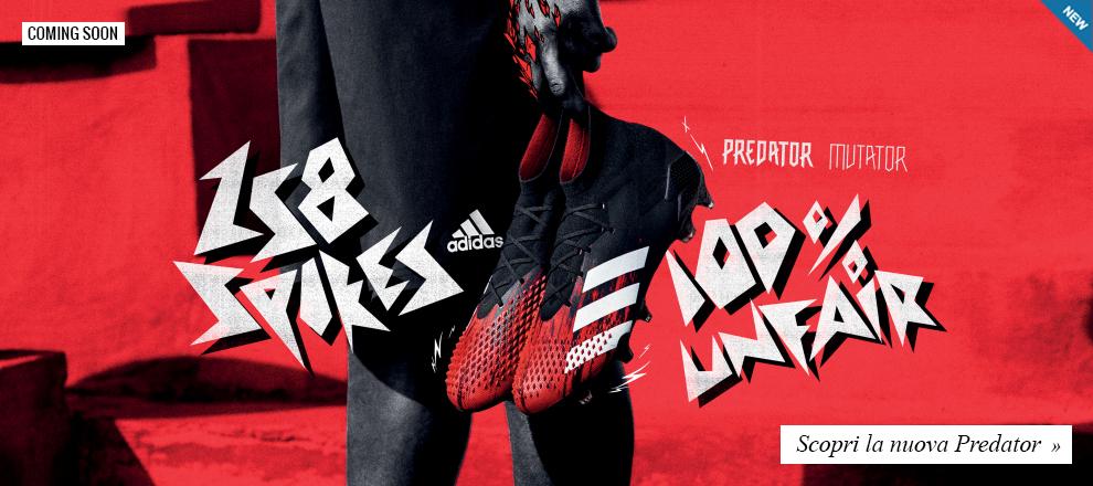 Nuova Adidas Predator