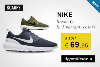 Nike running Roshe G a soli 69,95 euro