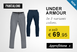 Pantaloni Nike a soli 69,95 euro