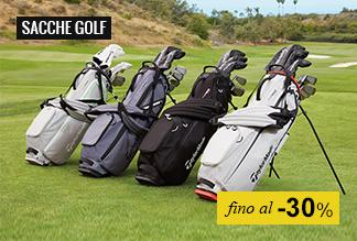 Sacche golf fino -50%