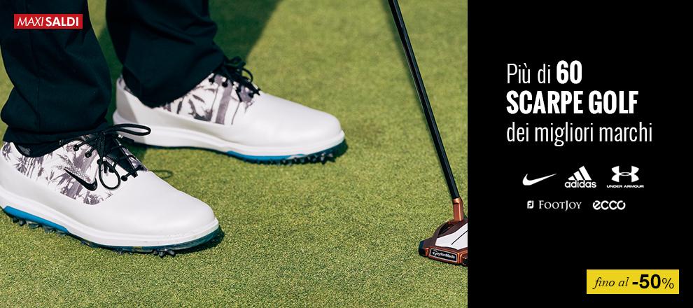 -Scarpe golf fino -50%