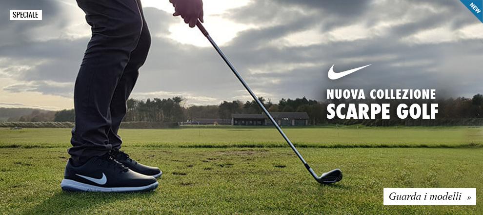 Nuova Collezione Scarpe Golf Nike