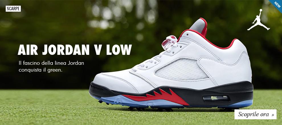 Scarpe Golf Jordan V