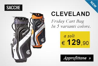 Sacca Cleveland a 129,90 euro