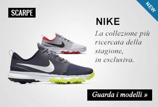 Collezione Scarpe Golf Nike