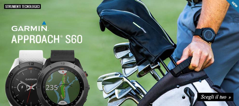 Collezione Golf Garmin Approach