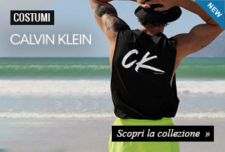 Novità costumi Calvin Klein