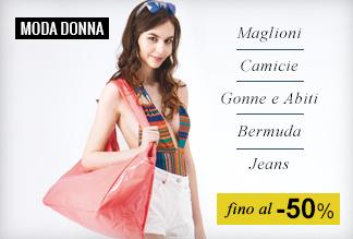 Maxi Saldi Moda Donna