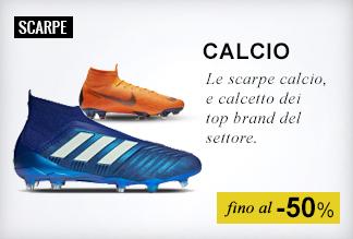 Maxi Saldi scarpe calcio