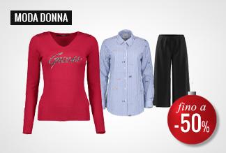 Anticipa i Black Friday Days Moda Donna -40% e -50%