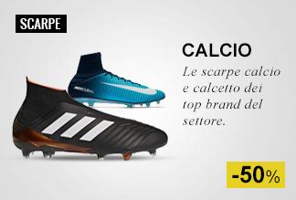 Speciale Calcio Metà Prezzo