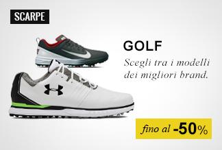Scarpe golf fino a -50%