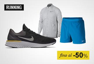 wholesale dealer 00882 97717 Scarpe e abbigliamento Running fino a -50%