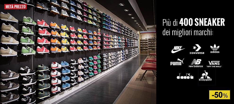 Sneaker Metà Prezzo