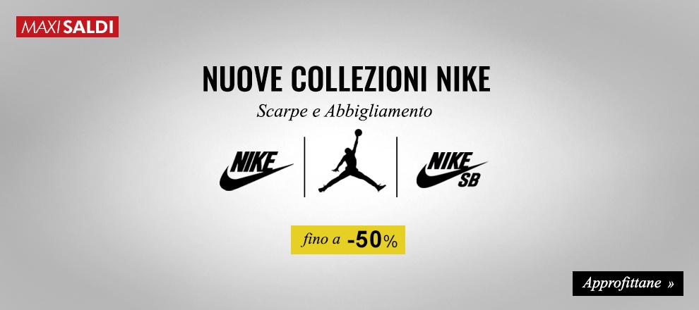 Maxi Saldi: Novità Nike in Maxi Promozione