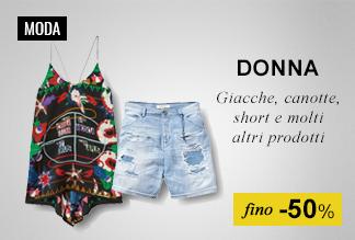 Maxi Saldi: Moda Donna