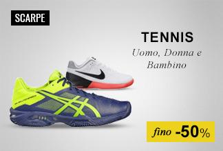 Maxi Saldi: Scarpe Tennis
