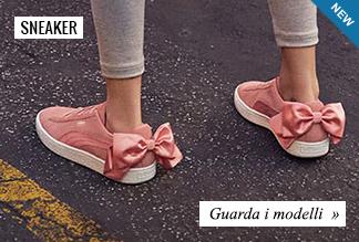 Collezione sneaker donna