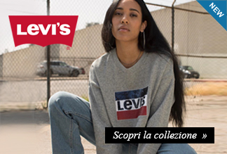 Nuova Collezione Abbigliamento Donna Levi's