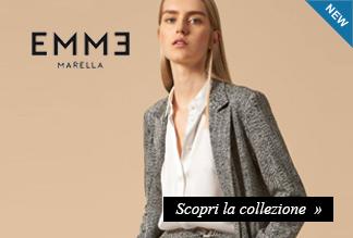 Nuova Collezione Abbigliamento Donna Emme Marella