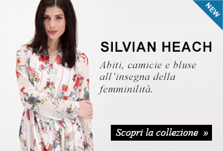 Nuova Collezione Silvian Heach