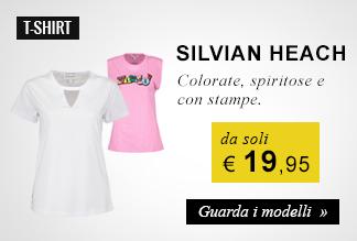 T-shirt Silvian Heach da soli 19,95 euro