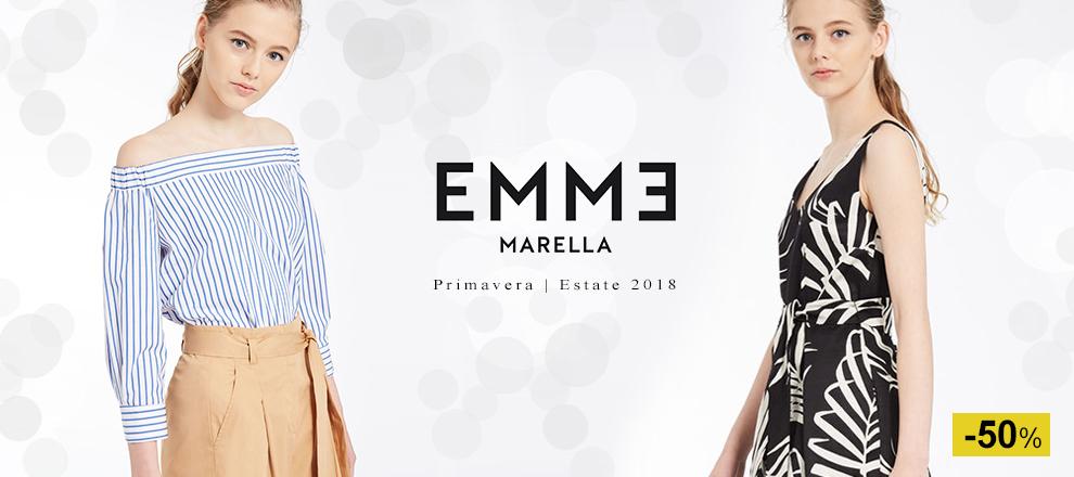 Abbigliamento donna Emme Marella con sconti fino al -50%