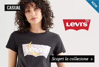 Abbigliamento Levi's donna