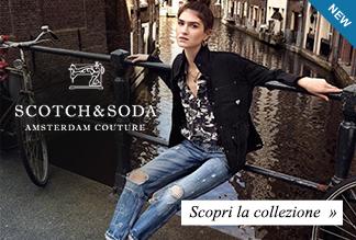 Nuova collezione Scotch & Soda