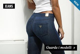 Nuova collezione Jeans Donna