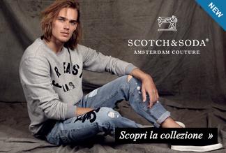 Collezione Abbigliamento Uomo Scotch & Soda