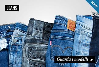 Novità Jeans Uomo