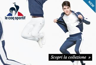 Novità Le Coq Sportif
