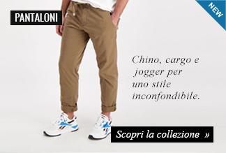 Nuova Collezione Pantaloni