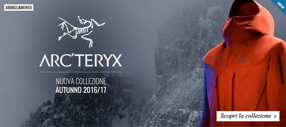 Abbigliamento Outdoor Arc'teryx