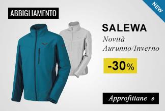 Abbigliamento Salewa in promozione