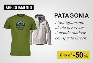 Abbigliamento Patagonia fino a -50%