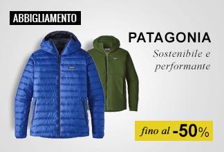 Abbigliamento Patagonia fino -50%