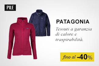 Pile Patagonia fino al -40%