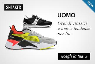 Novità Sneaker Uomo.