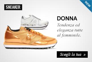 Novità Sneaker donna