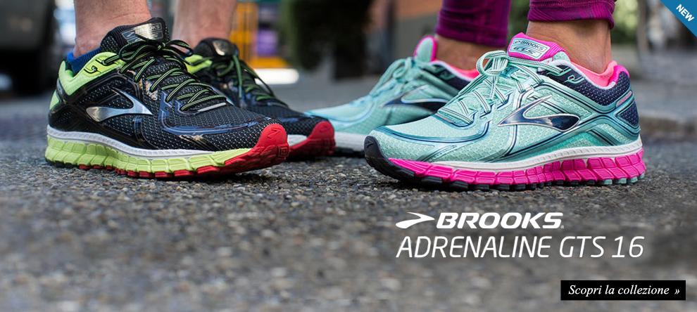 Nuova Brooks Adrenaline GTS