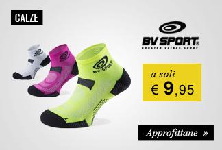 Calze BV Sport a soli €9,95