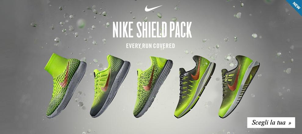 Nuova collezione Nike Shield