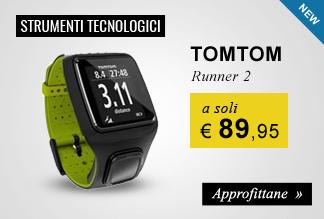 TomTom Runner a soli € 89,95