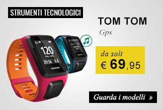 Tom Tom da solo € 69,95