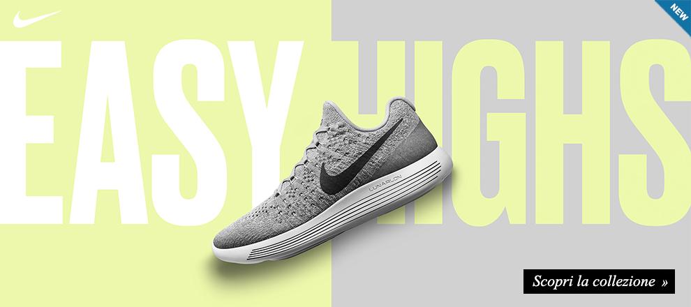 Collezione scarpe running Nike Lunarepic