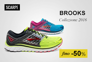 Scarpe running Brooks fino -50%
