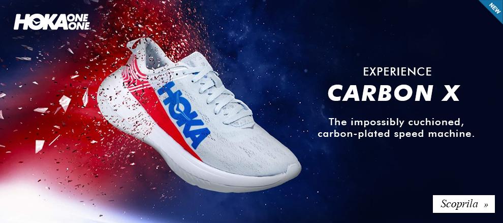 Nuova colorazione Hoka One Carbon X